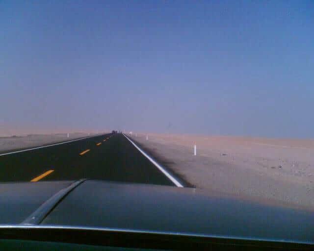 Peru Desert