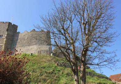 Historic England: Lewes Castle and the Old Town