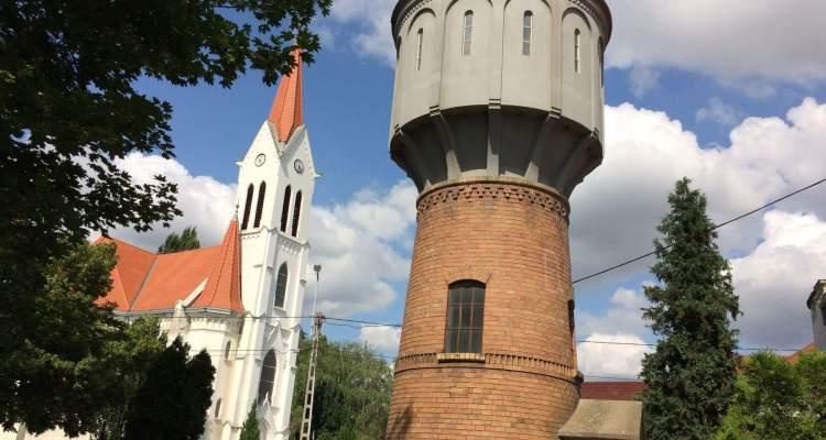 Gyula Water Tower, Hungary