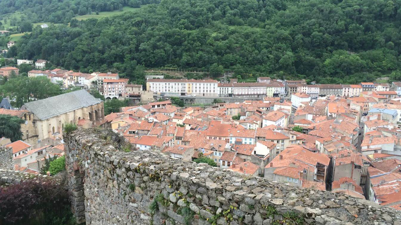 The Town Walls