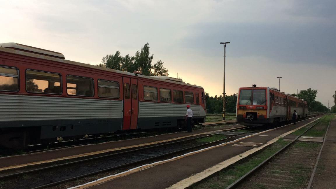 Hungarian Train