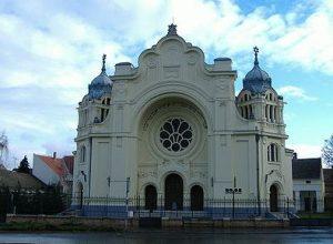 Synagogue Hodmezovasarhely
