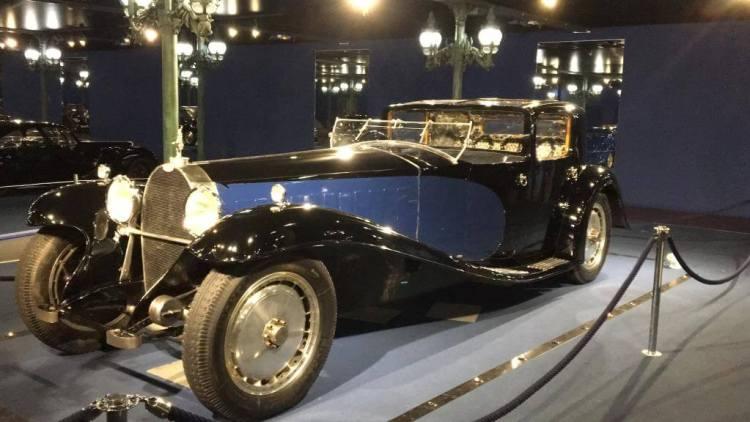The biggest Bugatti in the world