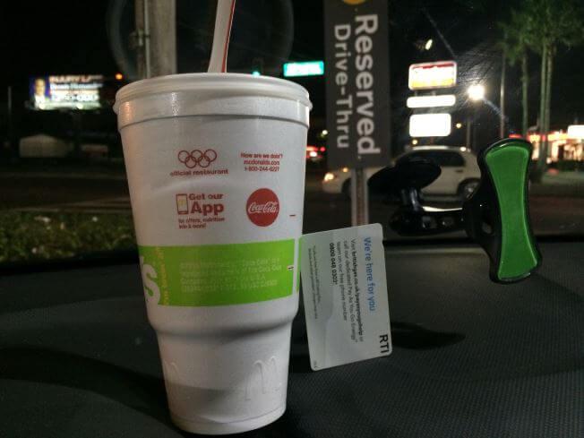 The McDonalds on N 50 St