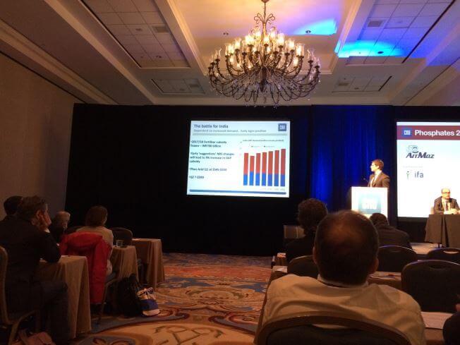 The CRU Phosphates Conference