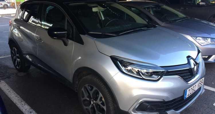 Budget Rent a Car Granada, Spain