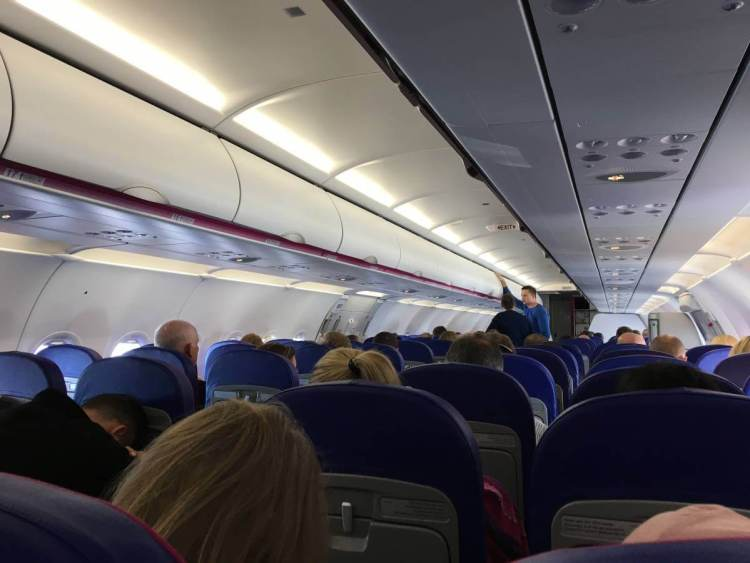 View From Seat