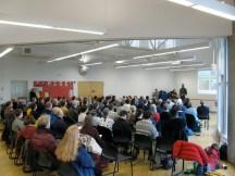 participants at Solarize Northeast workshop