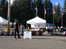 Solarize South County at Lynnwood Farmer's Market