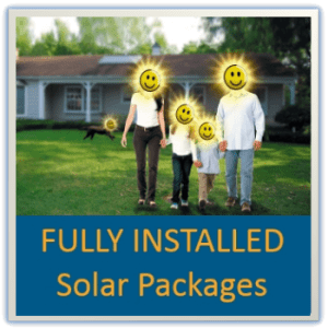 SolarKing Fully Installed Solar Packages
