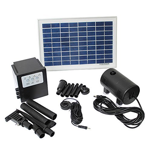 What is a Solar Water Pump?