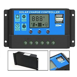 Allpowers 20A solar charge controller