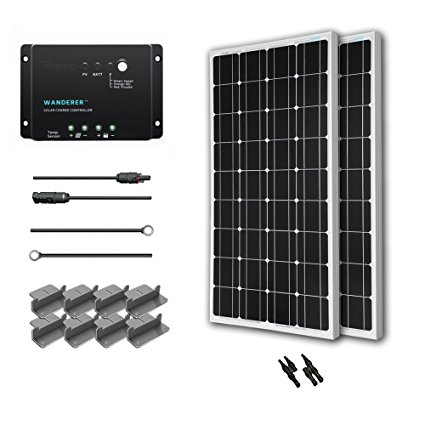Best 200 Watt Solar Panel