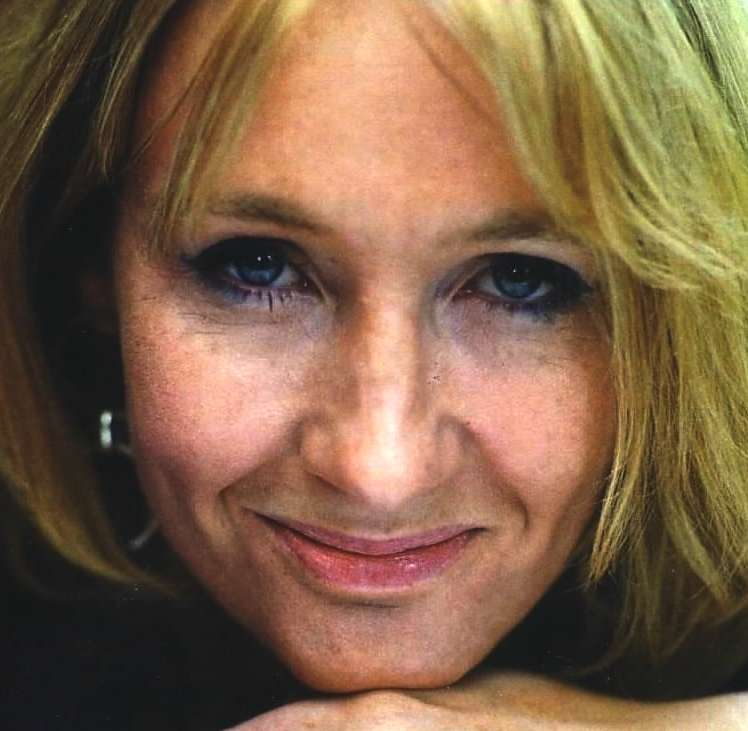 J K ROWLING And HARRY POTTER