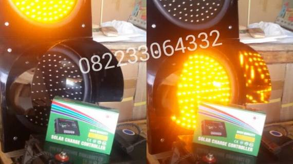 JUAL PAKET SOLAR WARNING LIGHT