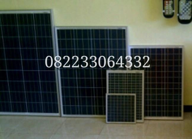 jual solar panel murah