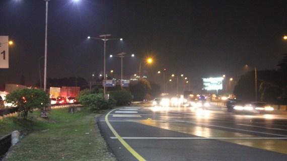 Jual Lampu PJU SolarCell 30 Watt