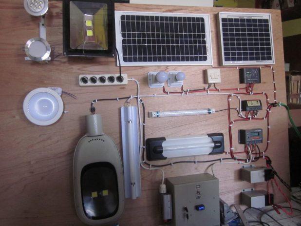 Produk Solar Cell Tenaga Surya NTB NTT dan sekitarnya BERGARANSI RESMI