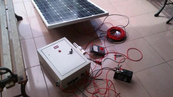 Jual Penerangan Jalan Umum PJU Solarcell Sulawesi untuk Proyek dan Satuan
