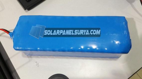 Terbaru Battery Lithium PJU Tenaga Surya untuk Solar cell dan Panel Surya