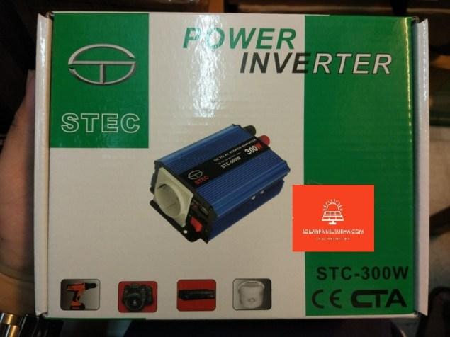 harga power inverter STEC