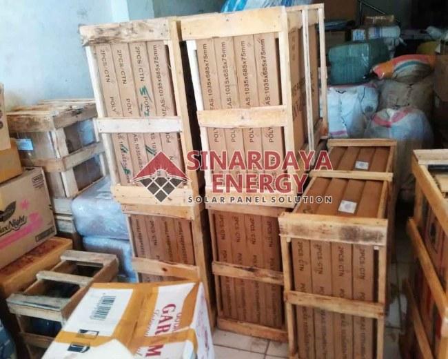 Distributor PJU Solar Cell Jayapura dan Papua