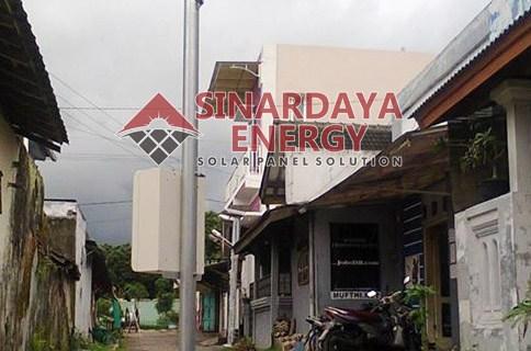 Jual Lampu Jalan Tenaga Surya di Mamuju Sulawesi   Harga Lampu Jalan PJU Terbaru Area Sulawesi dan Sekitarnya