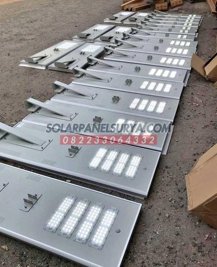 Distributor Lampu Jalan PJU Solar Cell All In On