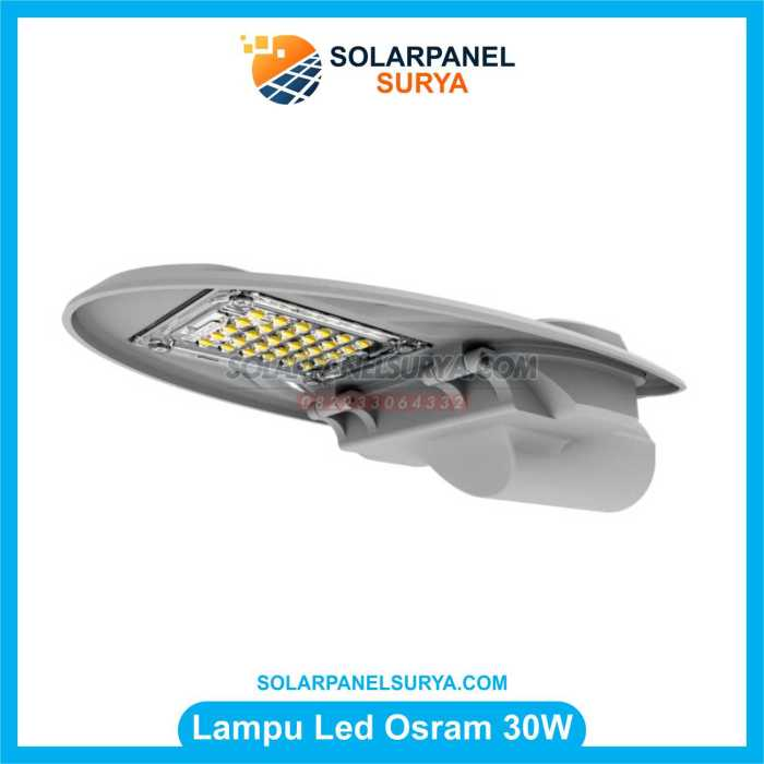 Harga Lampu Jalan OSRAM 30watt
