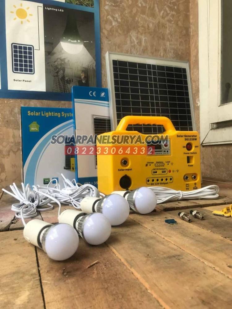 Paket Sehen Solar kit SHS Mini