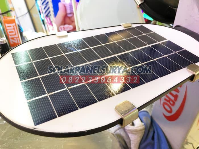 lampu pju Solar Cell