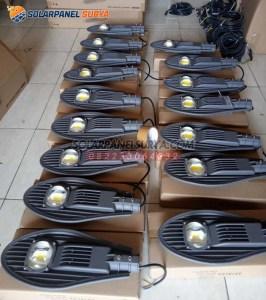 Lampu PJU LED 60 Watt penerangan jalan umum