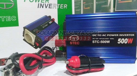 Inverter 500 Watt Modified STEC | Power Inverter STEC 500W