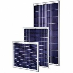 Solar Panel to Suit Commercial Lights 60W