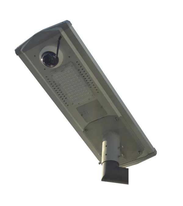SERIES II - (All-In-One) 60W Street Light with IP Camera