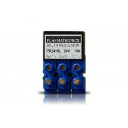 PR SERIES REGULATOR 24V 10A SEALED BATTERIES