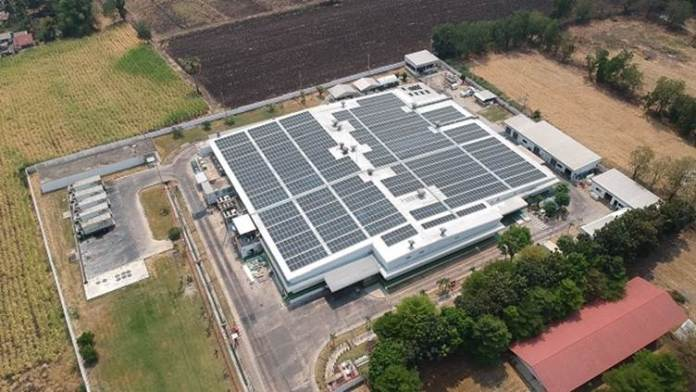 Cleantech Solar Completes Four Solar Rooftop Projects For Cargill Thailand