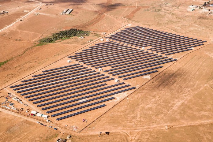 USD 31.2 Million: EBRD, DEG and GEF Promote Private-to-Private Solar Energy in Jordan with Yellow Door Energy