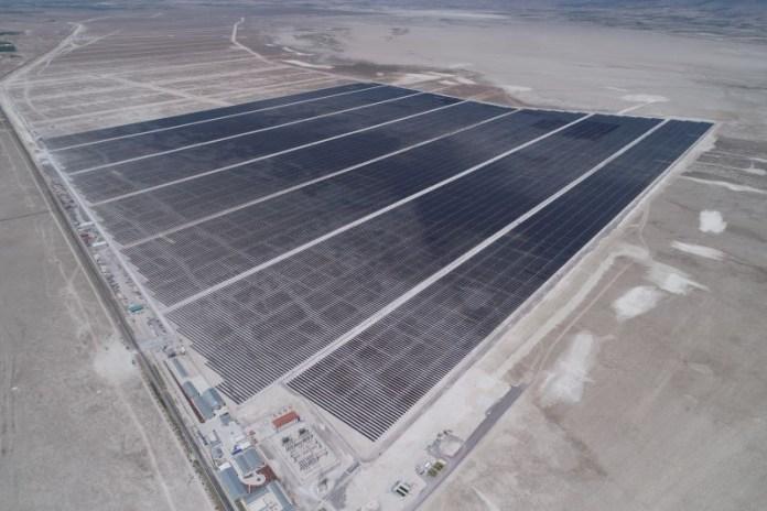 PV Hardware Supplies More Than 530 MW At Turkish Karapinar Project