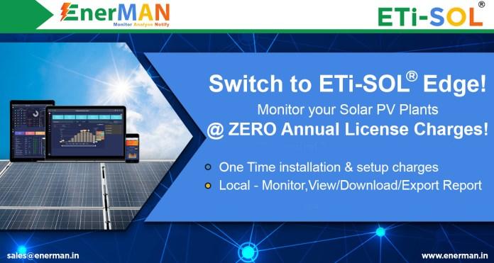 ETi-SOL®: A Device Agnostic Solar PV SCADA Solution By EnerMAN