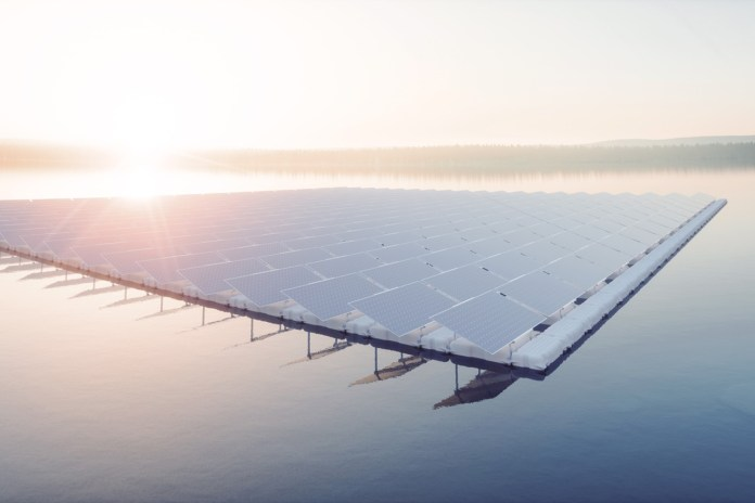 RWE, Fraunhofer ISE and BTU Teams Up For PV2Float Project