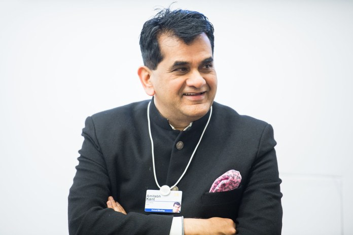 India Needs Low-Cost Capital To Fuel Green Energy Projects: Amitabh Kant