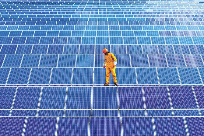 NTPC REL Bags LoA for 325 MW Solar Projects in Madhya Pradesh