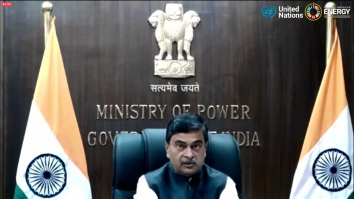India On its Way to Achieving Clean Energy, Emission Reduction Targets: RK Singh