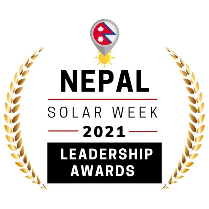 Unveiling The Winners Of Nepal Solar Week Leadership Awards 2021