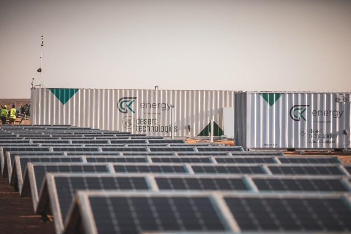 Localization Of The PV Industry In KSA