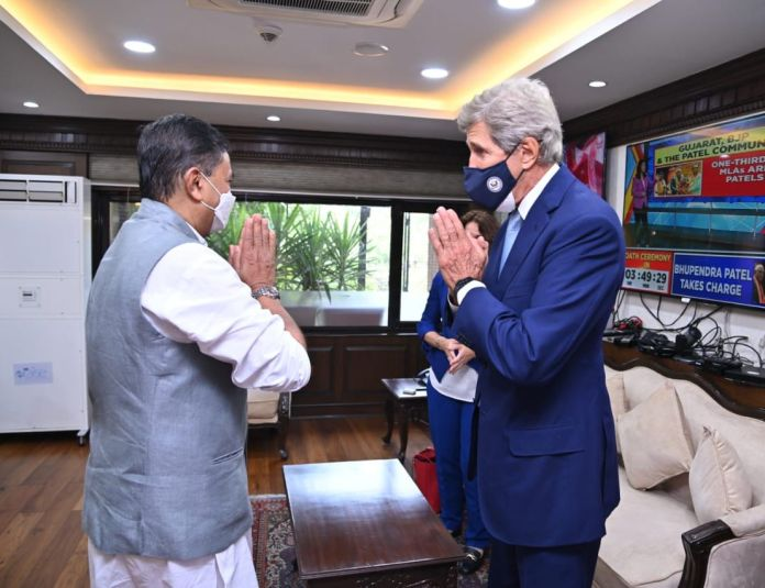 U.S. Praises India's Commitment To Achieve 450 GW Of RE By 2030