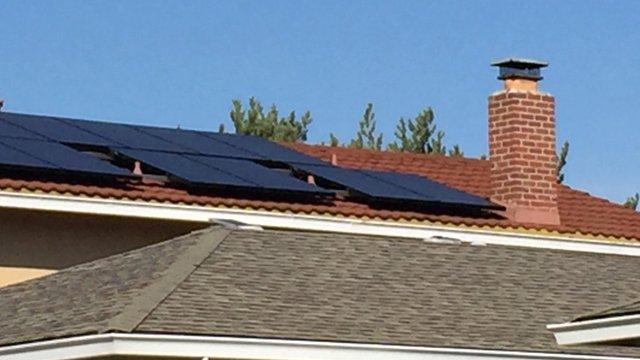 Solar System Installation in California