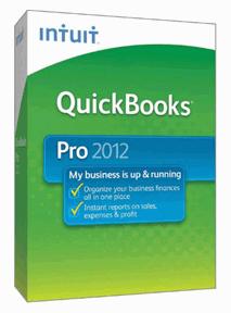 QuickBooks 2012 Pro