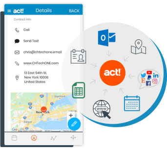Cloud-based contact management